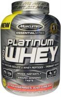 Протеин MuscleTech Platinum 100% Whey 0.907 kg