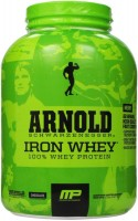 Протеин Musclepharm Arnold Series Iron Whey 0.68 kg