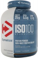 Протеин Dymatize Nutrition ISO-100 2.27 kg