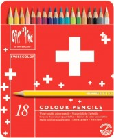 Карандаши Caran dAche Set of 18 Swisscolor