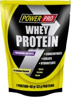 Протеин Power Pro Whey Protein 1 kg