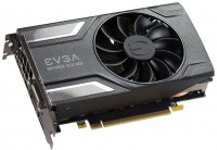 Видеокарта EVGA GeForce GTX 1060 06G-P4-6163-KR
