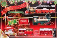 Фото - Автотрек / железная дорога EZ-Tec Christmas Train 60985