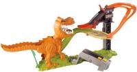 Автотрек / железная дорога Hot Wheels T-Rex Takedown