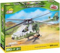 Фото - Конструктор COBI Eagle Attack Helicopter 2362