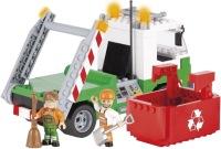 Фото - Конструктор COBI Garbage Truck with Roll-Off Dumpster 1781