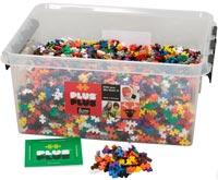 Фото - Конструктор Plus-Plus Mini Basic (6000 pieces) PP-3374