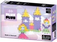 Фото - Конструктор Plus-Plus Mini Pastel Castle PP-3737
