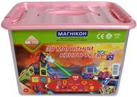 Конструктор Magnikon 198 Pieces MK-198