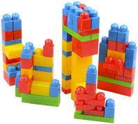 Фото - Конструктор Na-Na Super Builders IE595