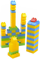Фото - Конструктор Na-Na Super Builders IE597