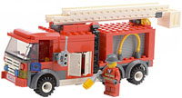 Конструктор Na-Na Fire Rescue IM535