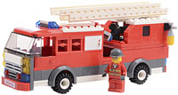 Конструктор Na-Na Fire Rescue IM536