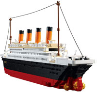 Конструктор Sluban Titanic Big M38-B0577