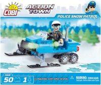 Фото - Конструктор COBI Police Snow Patrol 1569