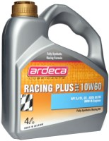 Моторное масло Ardeca Racing Plus 10W-60 4L