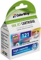 Картридж ColorWay CW-H121XLC