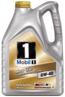 Моторное масло MOBIL New Life 0W-40 5L