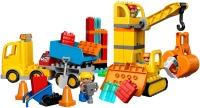 Фото - Конструктор Lego Big Construction Site 10813