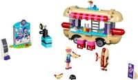 Фото - Конструктор Lego Amusement Park Hot Dog Van 41129