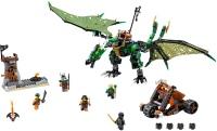 Фото - Конструктор Lego The Green NRG Dragon 70593