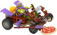 Конструктор MEGA Bloks Donnie Pizza Buggy DMX37