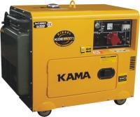 Электрогенератор KAMA KDE6500TN