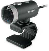 Фото - WEB-камера Microsoft LifeCam Cinema HD
