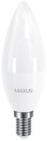 Лампочка Maxus 1-LED-5318 C37 CL-F 8W 4100K E14