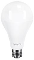 Лампочка Maxus 1-LED-569 A80 20W 3000K E27