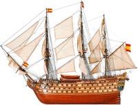Фото - Сборная модель Artesania Santa Ana 1784 (1:84)