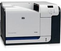 Фото - Принтер HP Color LaserJet CP3525N