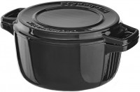 Кастрюля KitchenAid KCPI40CROB