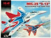 Сборная модель ICM Mig-29 9-13 Swifts (1:72)