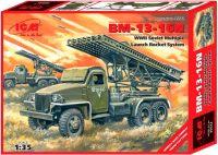 Фото - Сборная модель ICM BM-13-16N (1:35)