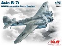 Сборная модель ICM Avia B-71 (1:72)