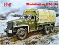 Сборная модель ICM Studebaker US6 U4 (1:35)