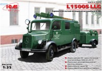 Фото - Сборная модель ICM L1500S LLG (1:35)