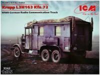 Фото - Сборная модель ICM Krupp L3H163 Kfz.72 (1:35)