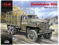 Сборная модель ICM Studebaker US6 (1:35)