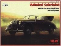 Сборная модель ICM Admiral Cabriolet (1:35)