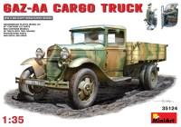 Сборная модель MiniArt GAZ-AA Cargo Truck (1:35)