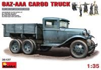 Сборная модель MiniArt GAZ-AAA Cargo Truck (1:35)