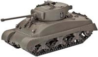 Фото - Сборная модель Revell M4A1 Sherman (1:72)