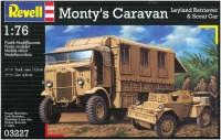 Фото - Сборная модель Revell Montys Caravan (1:76)
