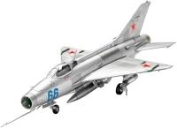 Фото - Сборная модель Revell MiG-21 F-13 Fishbed C (1:72)