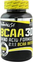 Фото - Аминокислоты BioTech BCAA 3D 90 cap