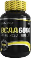 Фото - Аминокислоты BioTech BCAA 6000 100 tab