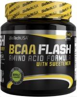 Фото - Аминокислоты BioTech BCAA Flash 540 g
