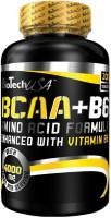 Фото - Аминокислоты BioTech BCAA-B6 340 tab